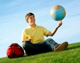 Studieren, Auslandsaufenthalt, integriert, Studium